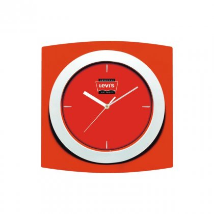 "Personalized Levis Ecoline Wall Clock (7"" Dia)"