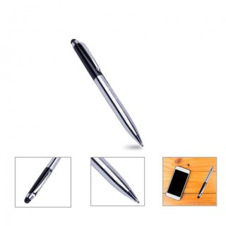 Personalized Metal Pens (G E N E R I C G I F T S - Parma) / Black/Chrome