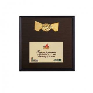 Personalized Mgi Ghar Utsav Memento