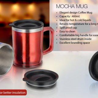 Personalized Mocha Coffee Mug (400 Ml)
