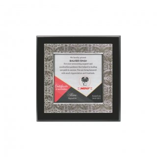 "Personalized Mrf Printing Size Memento (4.5""X3.5"")"