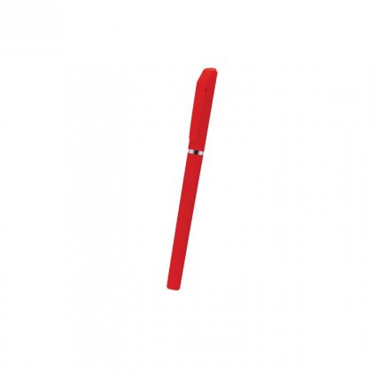 Personalized Nikoil Red Promotional Pen
