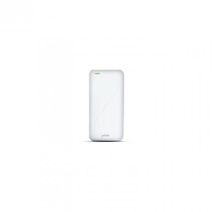 Personalized Pebble 20000 Mah Power Bank (Li-Ion) (Pb66 White)