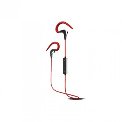 Personalized Pebble Bluetooth Headphone (Sport Red)