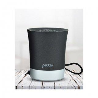 Personalized Pebble Bluetooth Speaker 3W (Xs Black)