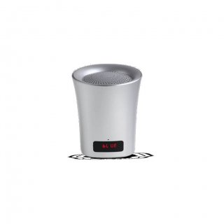 Personalized Pebble Bluetooth Speaker 5W (Sync Silver)