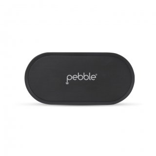 Personalized Pebble Bluetooth Speaker 6W (Bassx Prime Black)