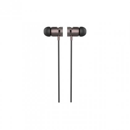 Personalized Pebble Handsfree Earphone (Spirit Neo Black)