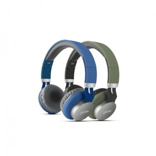 Personalized Pebble On-Ear Bluetooth Headphone With Mic (Elite)