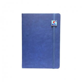 Personalized Pepsi A5 Notebook (Blue)