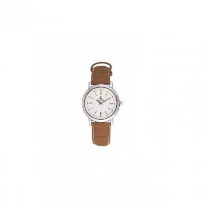 Personalized Camel Brown Metal Dial Wrist Watch