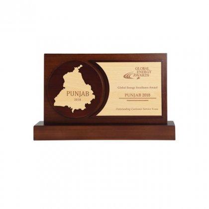 Personalized Punjab Global Memento