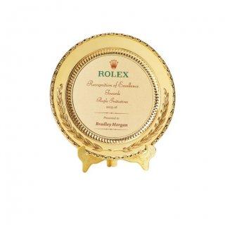 Personalized Rolex Memento
