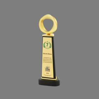 Personalized Sbi Home Loan Trophy
