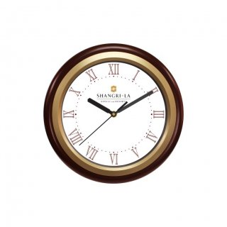 "Personalized Shangri-La Wall Clock (7.5"" Dia)"