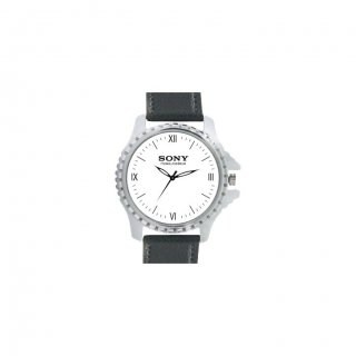 Personalized Sony Matte Finish Box Wrist Watch