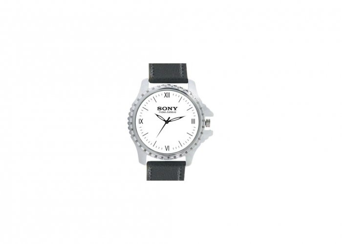 Personalized Sony Matte Finish Box Wrist Watch In Delhi Gurgaon