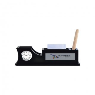 """Personalized Southern Colour Printing Table Clock (1""""X3.5"""")"""