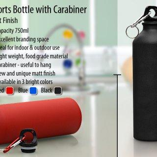Personalized Sports Bottle Matt (750 Ml)