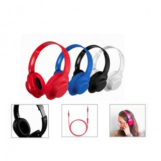 Personalized Stereo Headphones (R H Y T H M - Bass 2.0) / Black, Red, Blue, White
