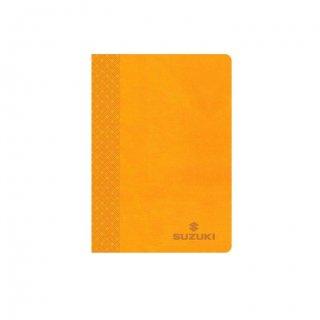 Personalized Suzuki A5 Notebook (Yellow)