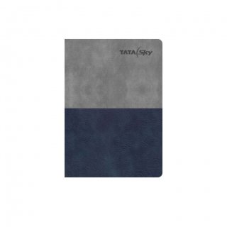 Personalized Tata Sky A5 Notebook (Blue)
