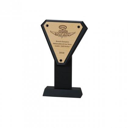 Personalized Toofan Award Memento