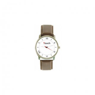 Personalized Touch Corrugated Box Wrist Watch