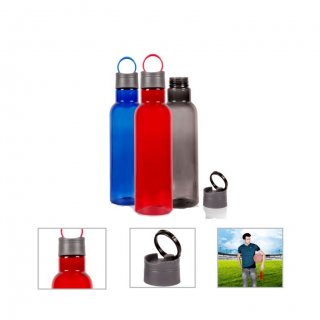 Personalized Tritan Sports Bottle (780Ml) (A Q U A - Elite) / Red, Blue, Black