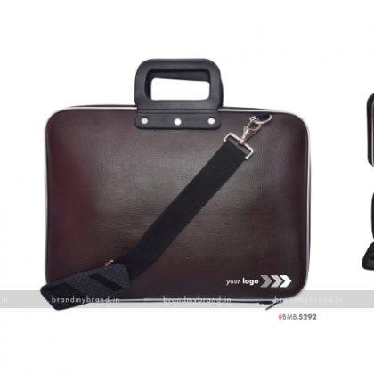 Personalized Sleek Laptop Sling Bag