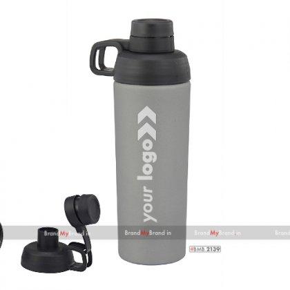 Personalized grey knight-single wall stainless steel bottle (900 ml)