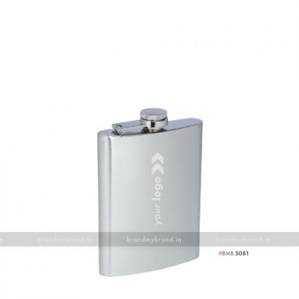 Personalized Hip Flask 08 OZ