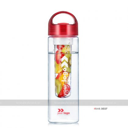 Personalized Red Fruit Infuser Bottle