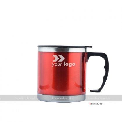 Personalized Regular Red Mug