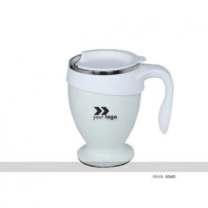 Personalized White King Mug
