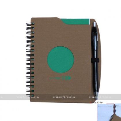 Personalized Craft Wiro Notebook