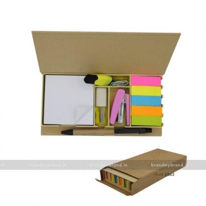 Personalized Eco Stationery Set