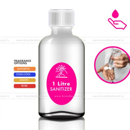 1 Litre Gel Form - Hand Cleanser Sanitizer