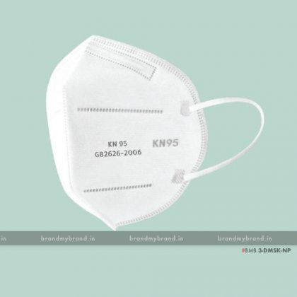 KN95- Ear Hanging Stereo PROTECTIVE Mask (Medical/Non-Medical)