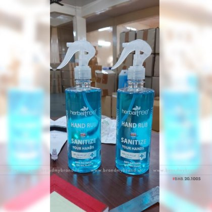 herbal tree 500ML Hand Rub - Sanitizer