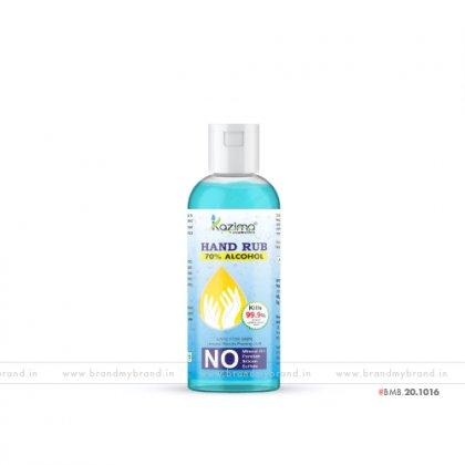 KAZIMA 100ML Hand Rub - Sanitizer