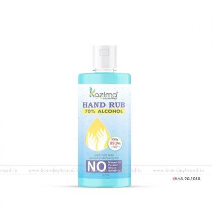 KAZIMA 300ML Hand Rub - Sanitizer