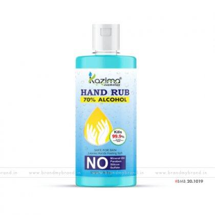 KAZIMA 500ML Hand Rub - Sanitizer