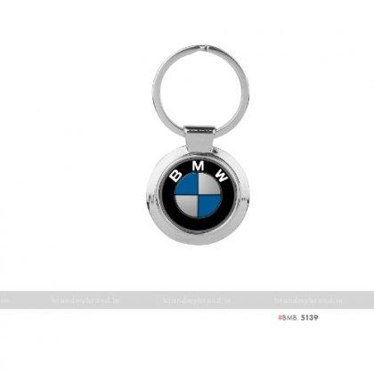 Personalized BMW Keychain