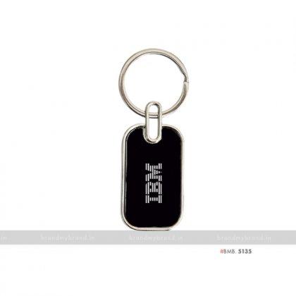 Personalized IBM Keychain