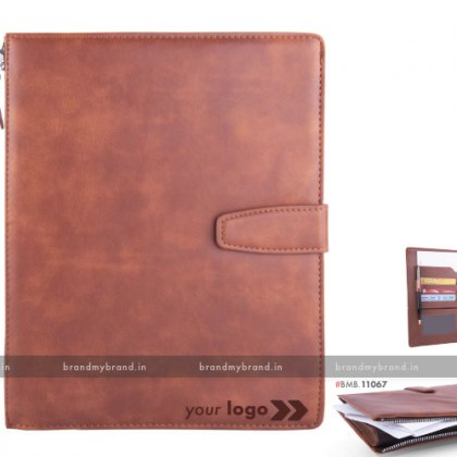Personalized Premium - Hard Cover A5 Organiser