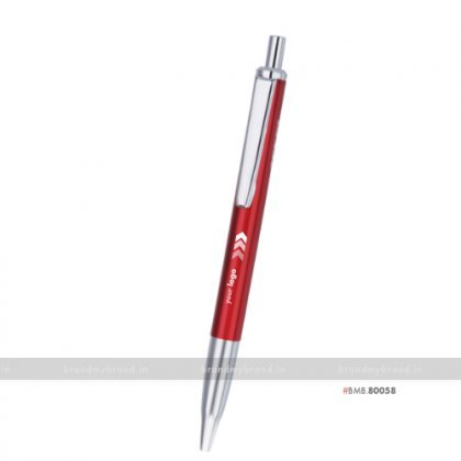 Personalized Metal Pen- Accel