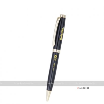 Personalized Metal Pen- Delloitte