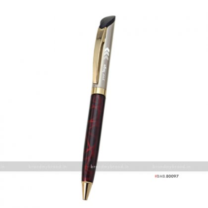 Personalized Metal Pen- Hyundai