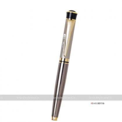 Personalized Metal Pen- Maxval ( Roller )